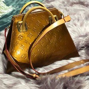 Authentic Louis Vuitton Forsyth  Bag